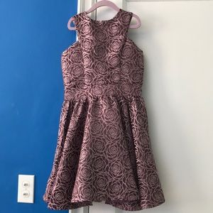 Girls Party Dress only worn once
